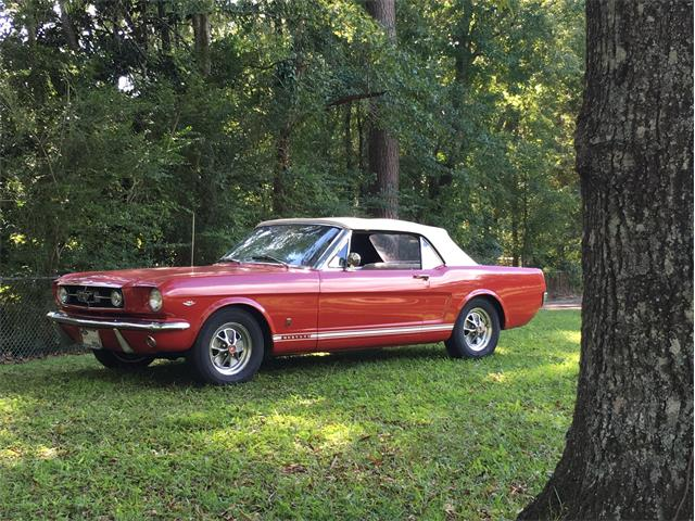 1965 Ford Mustang GT | 922465