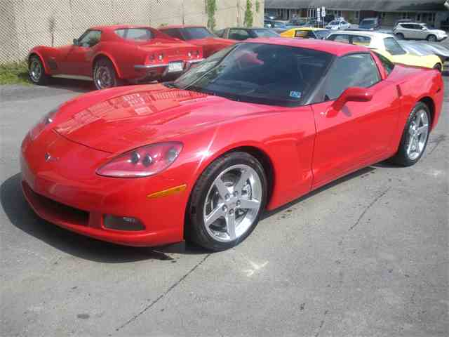 2005 Chevrolet Corvette | 922483