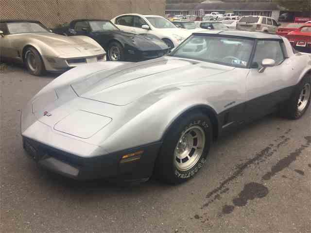 1982 Chevrolet Corvette | 922485