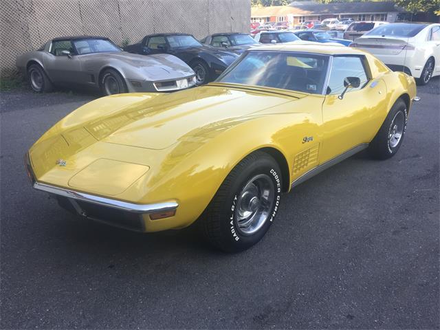 1972 Chevrolet Corvette | 922488