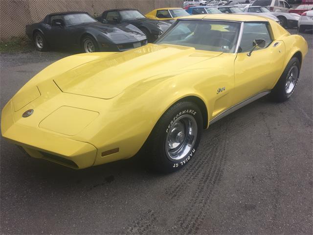 1974 Chevrolet Corvette | 922489