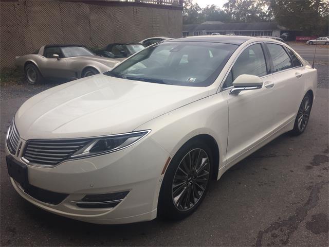 2013 Lincoln MKZ | 922490