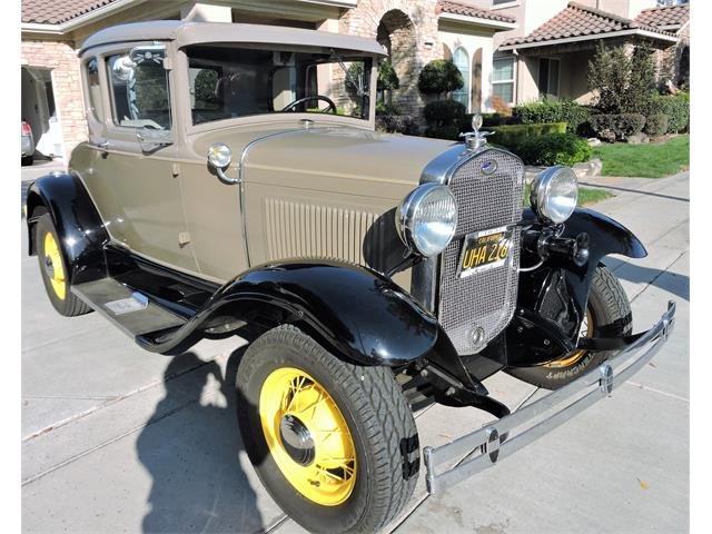 1931 Ford Model A | 922495