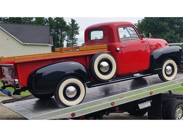 1950 Chevrolet 3600 | 922496