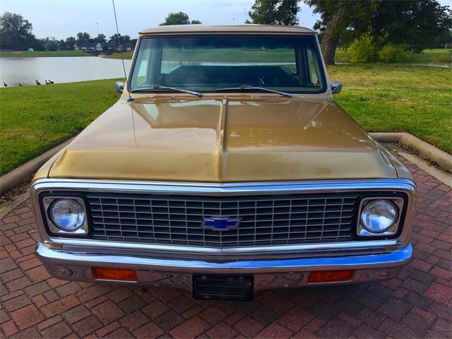 1972 Chevrolet C/K 10 | 922497
