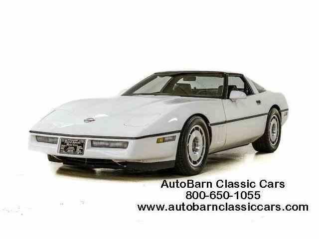 1986 Chevrolet Corvette | 920250
