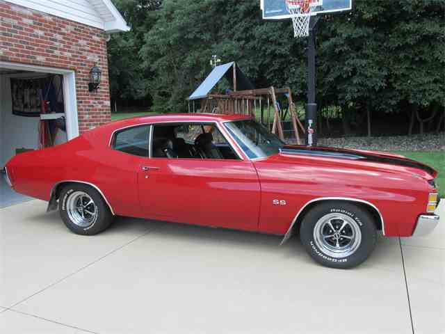 Classic Chevrolet Chevelle For Sale On Classiccars Com Available