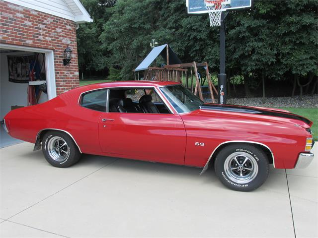 1971 Chevrolet Chevelle SS | 922501