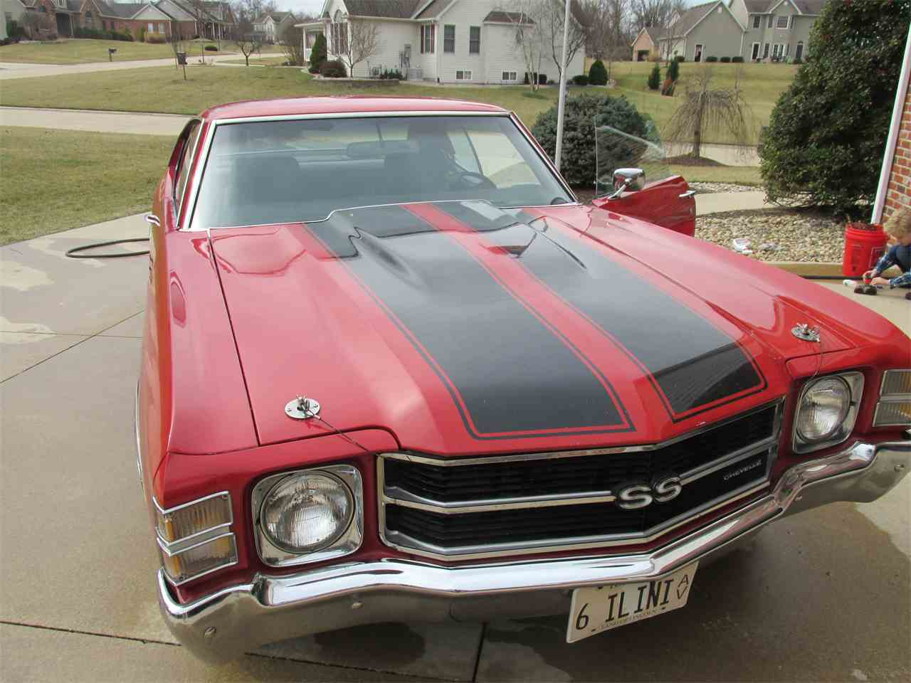 Large Picture of '71 Chevelle SS - JRT1
