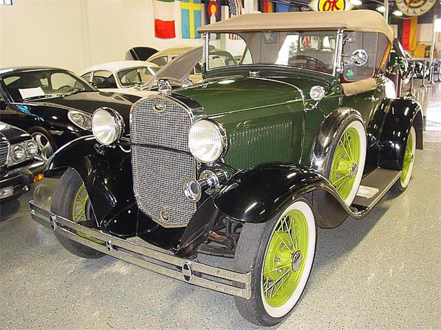 1931 Ford Deluxe | 922503