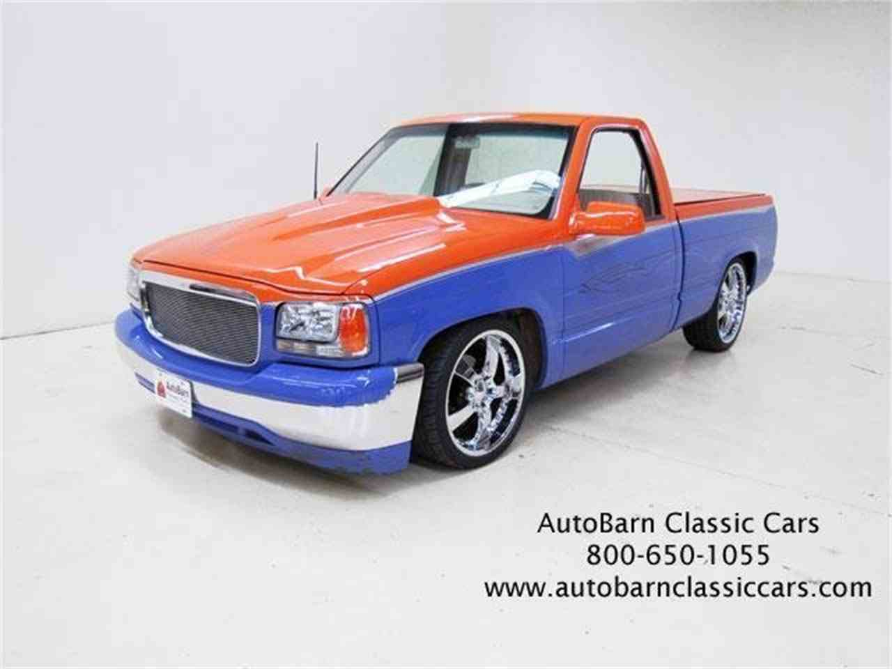 Large Picture of '88 C/K 1500 - JQ2K