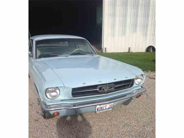 1965 Ford Mustang | 922525