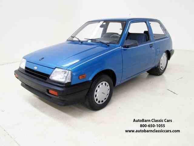 1988 Chevrolet Sprint | 920253