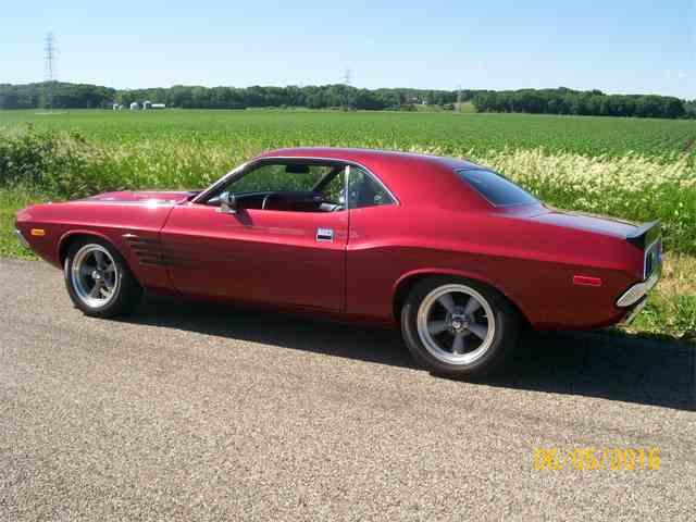 1974 Dodge Challenger | 922530