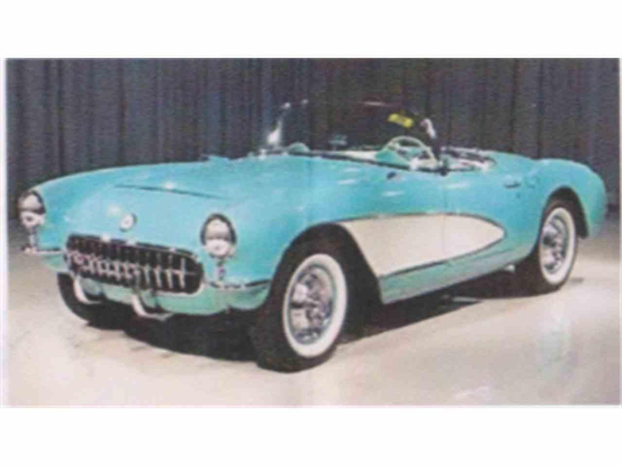 Corvette For Sale >> 1957 Chevrolet Corvette For Sale Classiccars Com Cc 922544