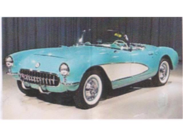 1957 Chevrolet Corvette | 922544