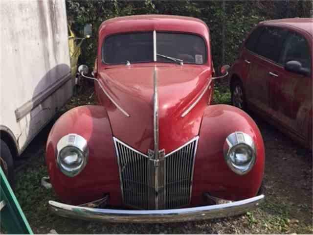 1940 Ford 2-Dr Sedan | 922548