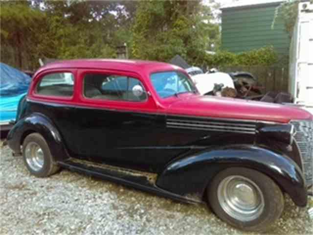 1938 Chevrolet 2-Dr Sedan | 922549