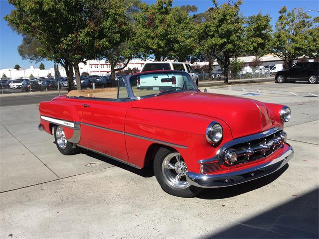 1953 Chevrolet Convertible | 922556
