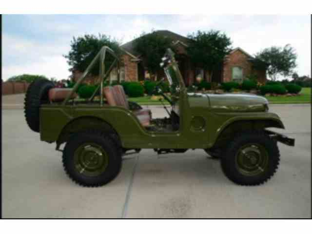 1954 Jeep Willys | 922564