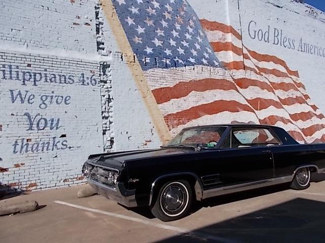 1964 Oldsmobile Starfire 98  | 922565