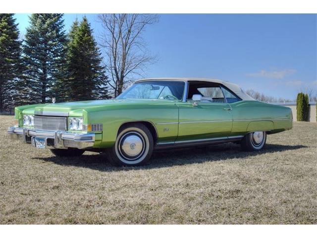 1974 Cadillac Eldorado | 922567