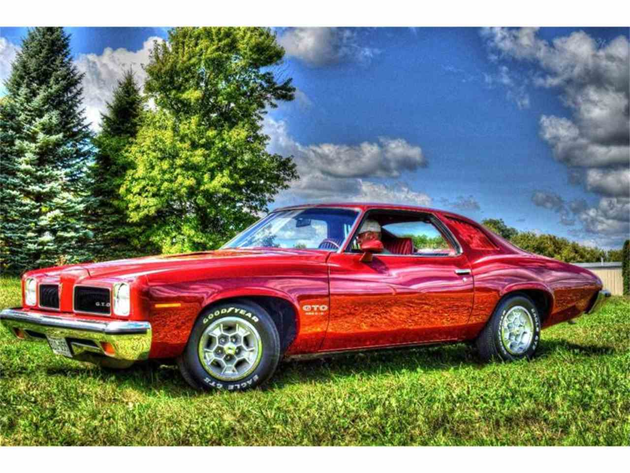 1973 Pontiac GTO for Sale - CC-922568
