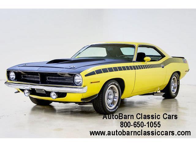 1970 Plymouth Cuda | 920257