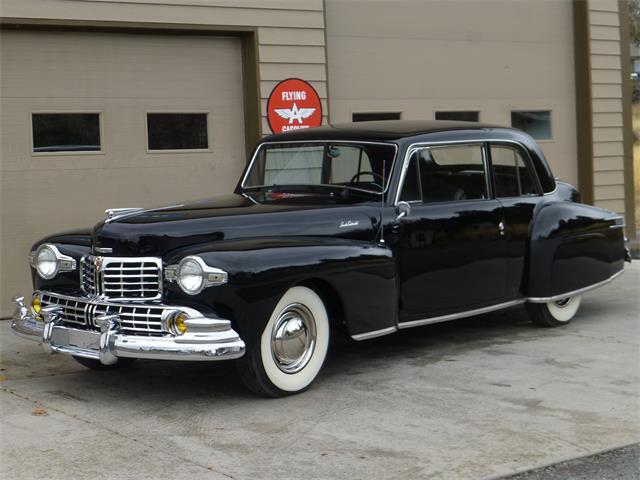 1947 Lincoln Continental | 922573
