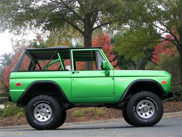 1974 Ford Bronco | 922574