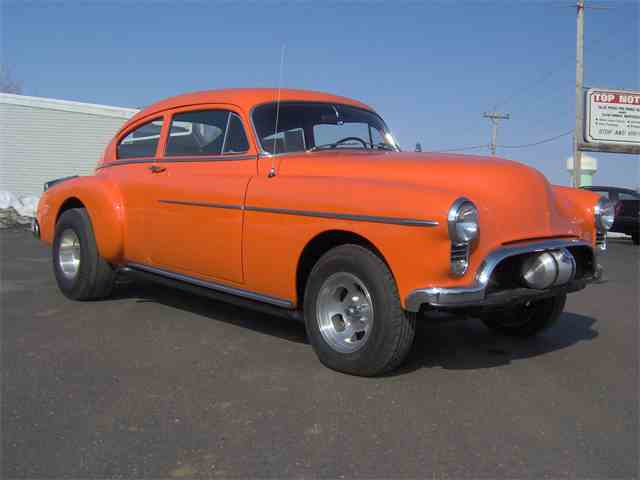 1950 Oldsmobile 88 Club Sedan (Fastback) | 922579