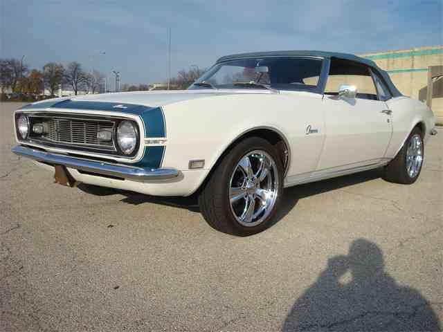 1968 Chevrolet Camaro | 922581