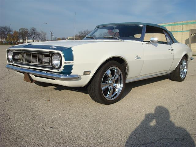 1968 Chevrolet Camaro For Sale On Classiccars Com 194