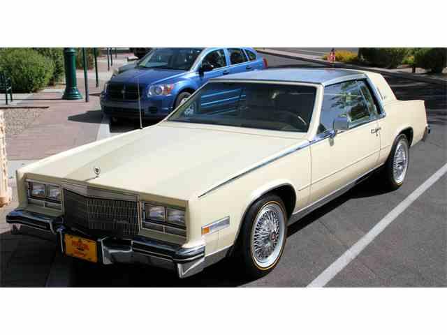 1985 Cadillac Eldorado Biarritz | 922583