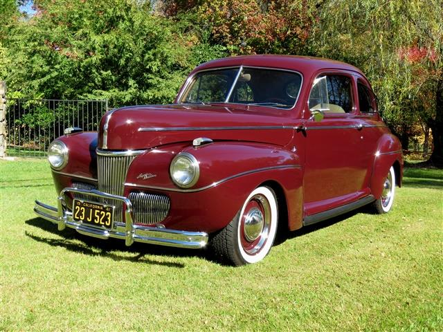1941 Ford Super Deluxe | 922587