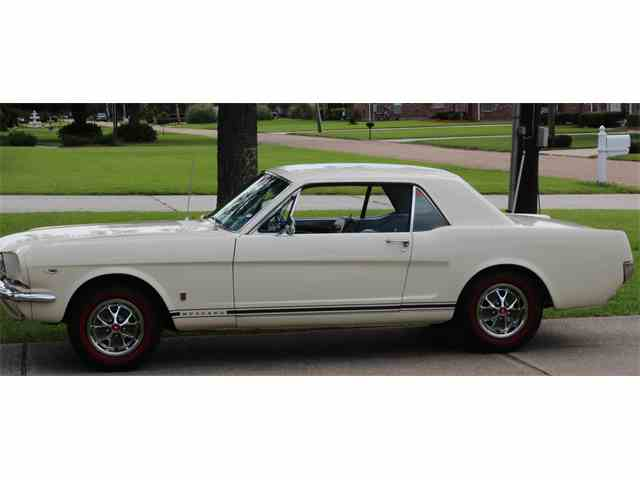 1966 Ford Mustang GT | 922588