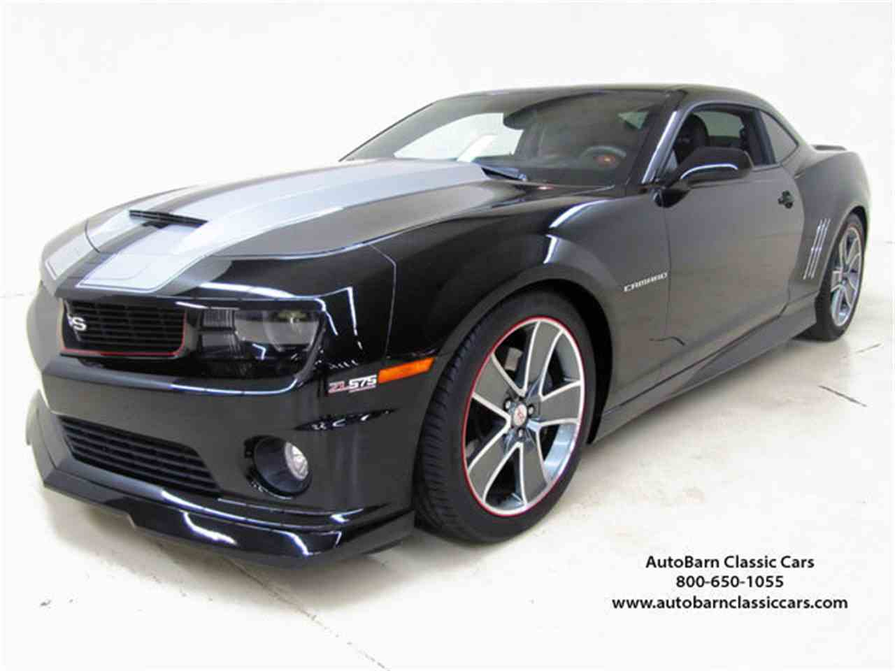 2010 Chevrolet Camaro Slp Zl 575 For Sale Classiccars