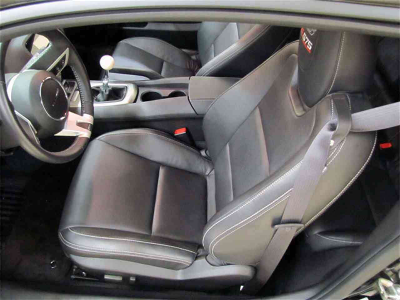 2010 Chevrolet Camaro Slp Zl 575 For Sale Classiccars