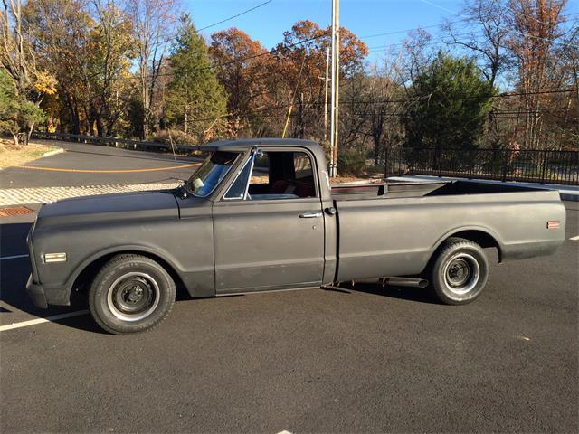 1969 Chevrolet C/K 10 | 922593