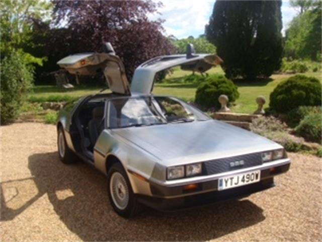 1981 DeLorean DMC-12 | 922595