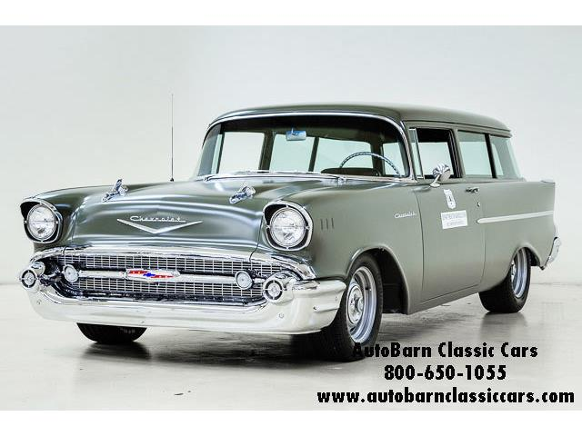1957 Chevrolet Windowed Delivery | 920260