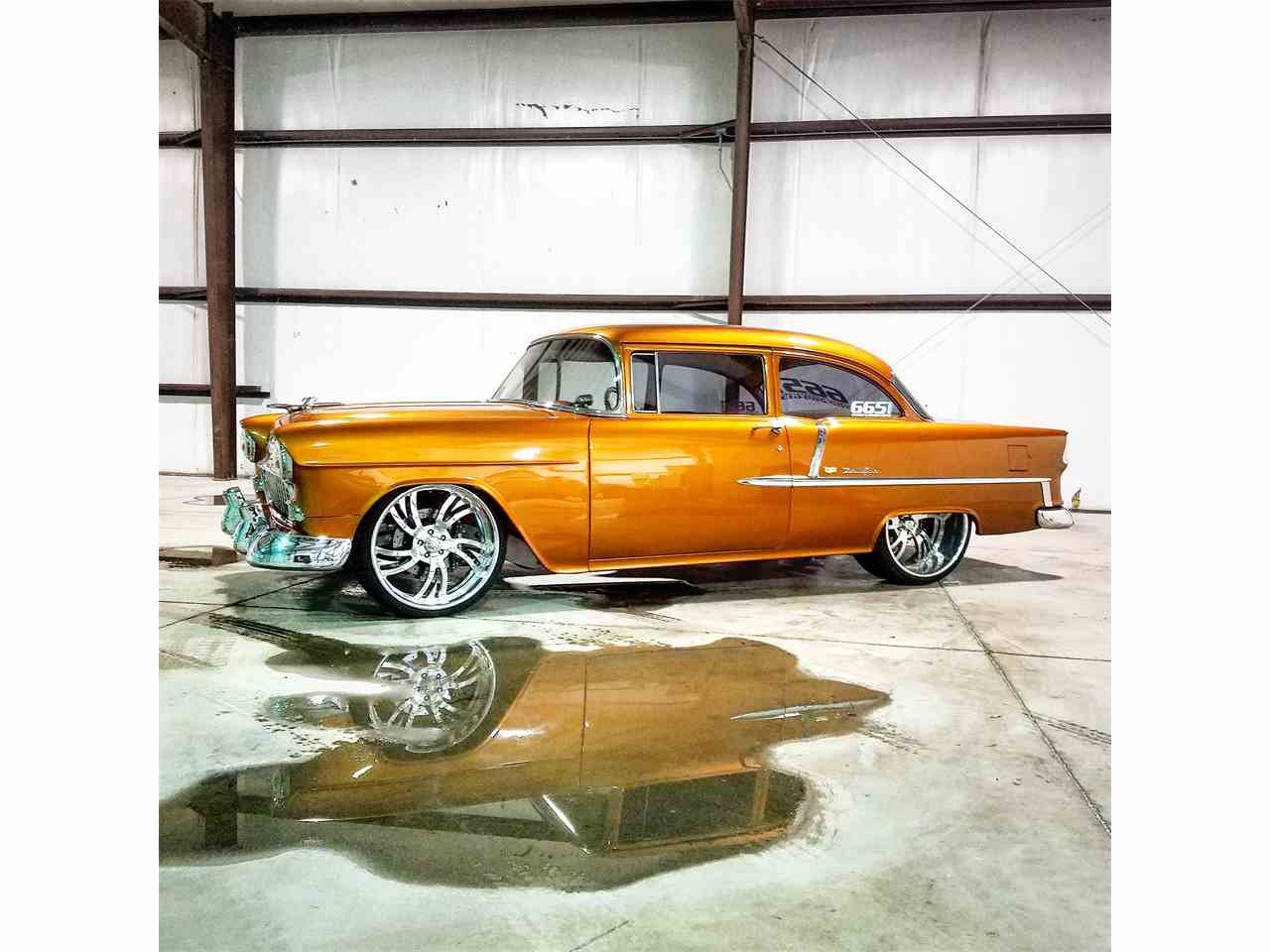 Large Picture of '55 Bel Air - JRVU