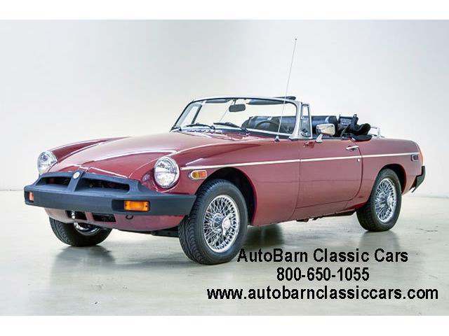 1979 MG MGB | 920261