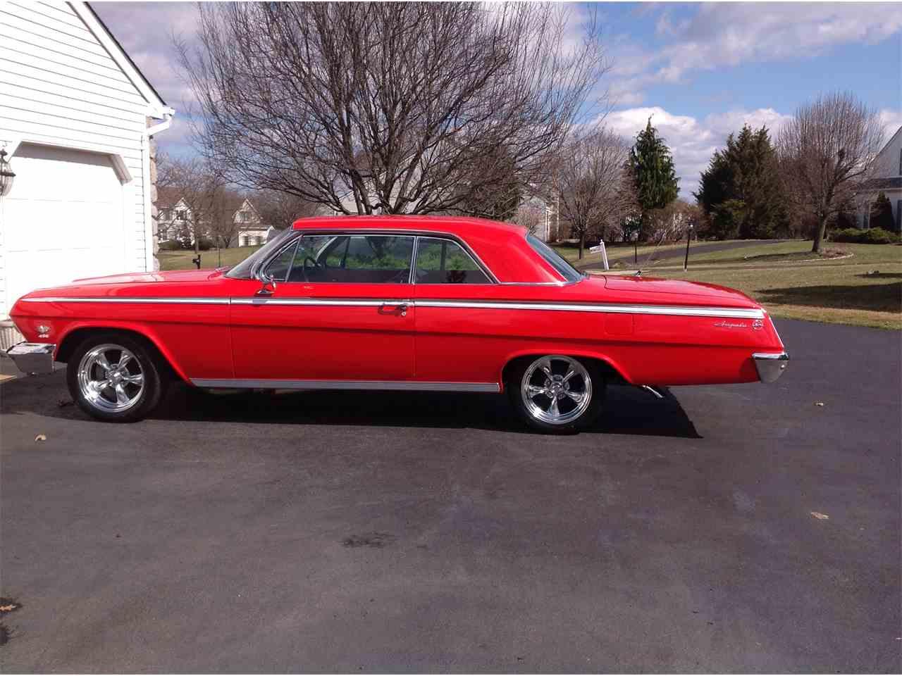 1962 Chevrolet Impala For Sale Classiccars Com Cc 922612