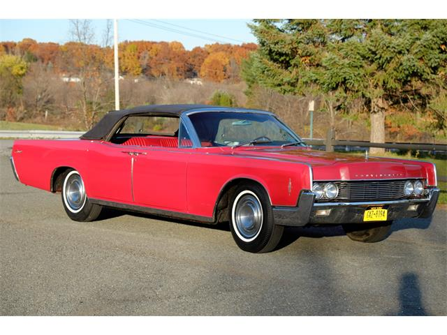 1966 Lincoln Continental | 922617