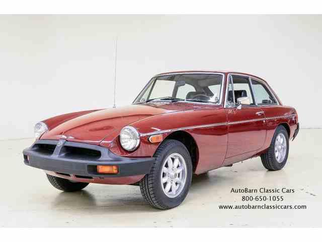 1974 MG BGT   920262