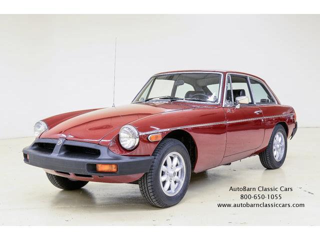 1974 MG BGT | 920262