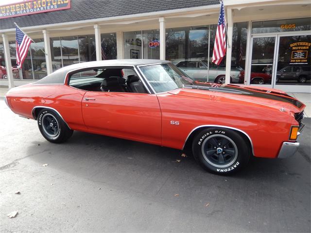 1972 Chevrolet Chevelle SS | 922620