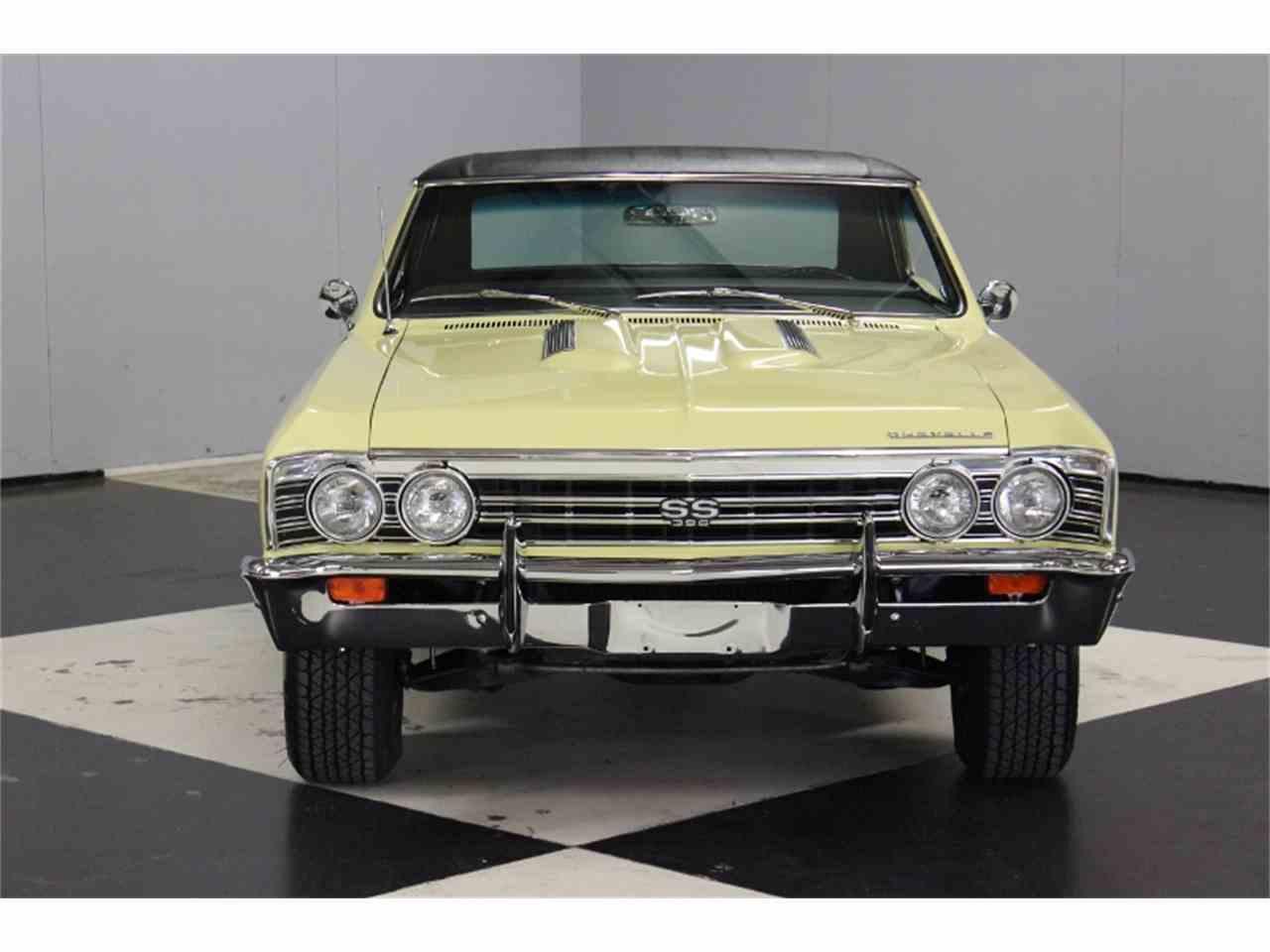 1967 Chevrolet Chevelle SS for Sale | ClassicCars.com | CC-922629