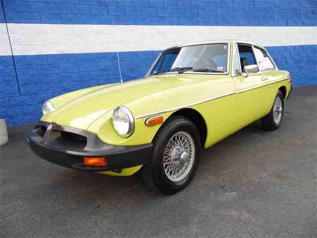 1974 MG BGT | 922630